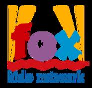 Fox Kids logo 1993