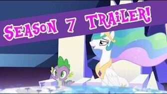 My Little Pony Season 7 Teaser Trailer 3!