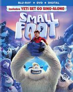 Smallfoot bluray