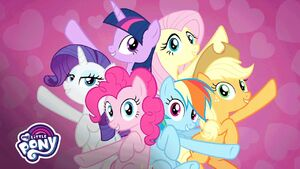 MLP Best Friends Until the End of Time