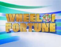 Wheel of Fortune 2003 Title Card