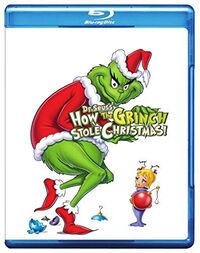 How the Grinch Stole Christmas 2009 Blu-ray