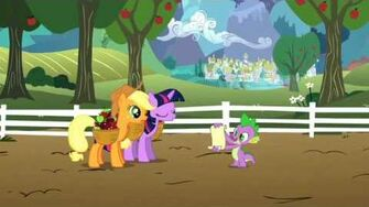 MY LITTLE PONY FRIENDSHIP IS MAGIC - The Ticket Master - Clip