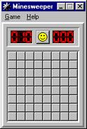 Windows95 minesweeper
