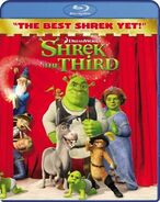 Shrek the Third (DVD/Blu-ray)