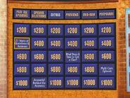 Jeopardy extras