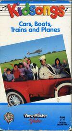 Kidsongs1990 carsboatstrainsplanes