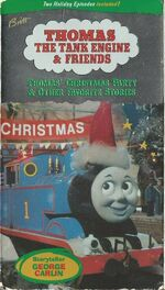 ThomasChristmasParty VHS
