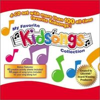 Kidsongs cd