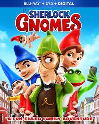 Sherlockgnomes bluray