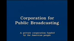 Corporation for Public Broadcasting (2000-2001)