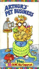 Arthur VHS 2