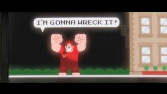 Wreck-It Ralph - Now Available on Blu-ray™ Combo Pack and HD Digital!