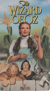 The Wizard of Oz 1991 VHS