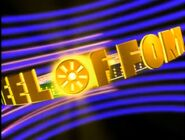 Wheel of Fortune 2000 Title Card