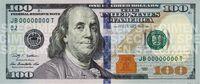 $100 (Series 2009)