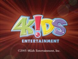4Kids Entertainment (2005)