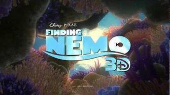 Finding Nemo 3D Teaser