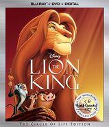 Lionking 2017bluray