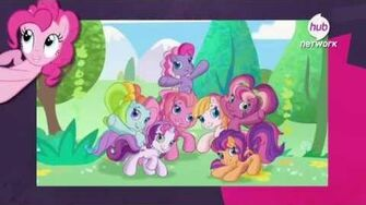 My Little Pony Mega Mare-a-Thon Friday (Promo) - Hub Network