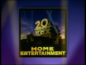 20th Century Fox Home Entertainment (1995-B)