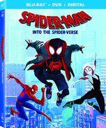 Spiderman bluray