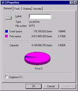 Windowsnt diskspace