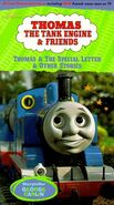 Thomas&theSpecialLetter VHS