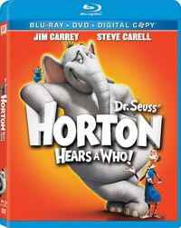 Horton Hears a Who 2011 Blu-ray