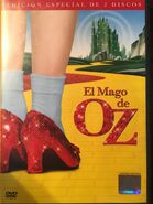 The Wizard of Oz 2005 DVD Front Cover (Latin America)