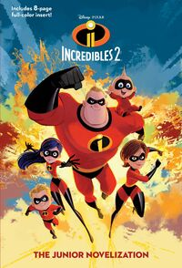 Incredibles2 book