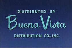 Buena Vista Distribution (1960)