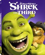 Shrek the Third 2015 Blu-ray