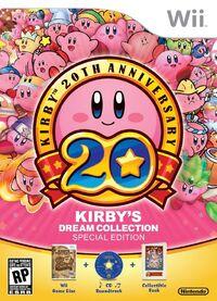 Kirby 20thanniversary boxart