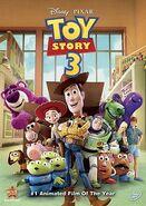 Toystory3 dvd