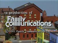 2001 Family Communications Logo
