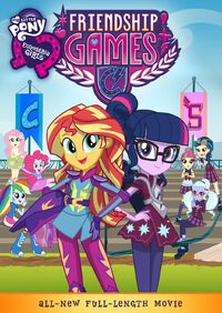 Friendshipgames dvd