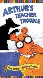 Arthur VHS 4