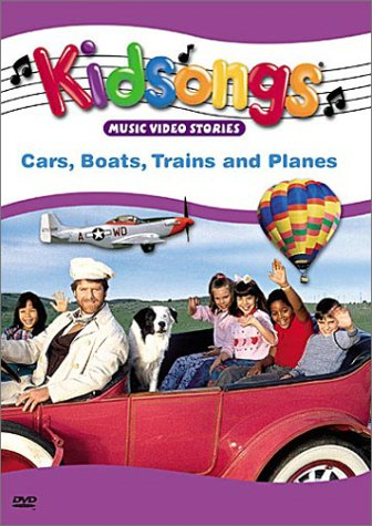 Kidsongs Cars Boats Trains And Planes Video Twilight