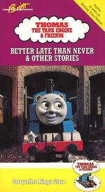 BetterLateThanNever 1991VHS