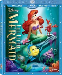 Littlemermaid bluray