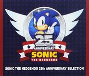 Sonic the Hedgehog: 25th Anniversary Selection