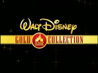 Walt Disney Gold Classic Collection Logo