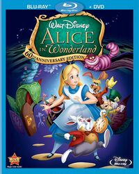 Aliceinwonderland bluray