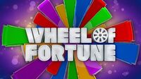 Wheel of Fortune 2018 Title Card