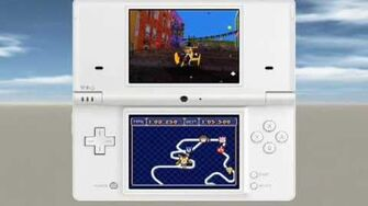 Sonic & SEGA All-Stars Racing DS Trailer