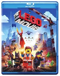 Legomovie bluray
