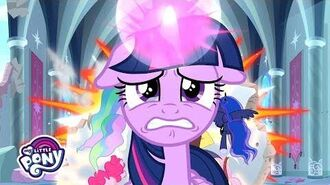 MLP Friendship is Magic Season 9 FINALE Trailer 🎉Let's Save Equestria!!