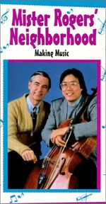 Mister Rogers Neighborhood - Making Music VHS