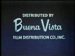 Buena Vista Film Distribution (1954)